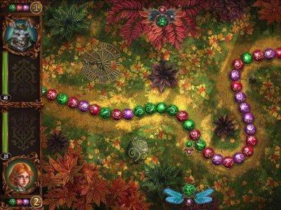 Ведьмочка Эви: Волшебное путешествие / Evy: Magic Spheres
