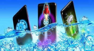Cool Your Phone: CPU Cooler