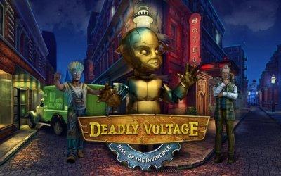 Энергия смерти: Восстание / Deadly Voltage: Rise of the Invincible