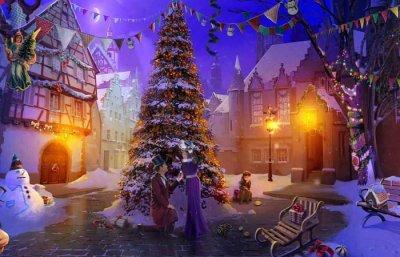 Новогодние истории: Рождественская песнь / Christmas Stories: A Christmas Carol