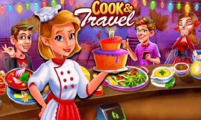 Cook n Travel: Cooking Games