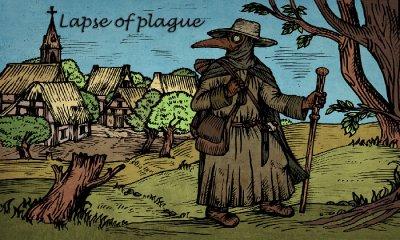 Lapse of plague